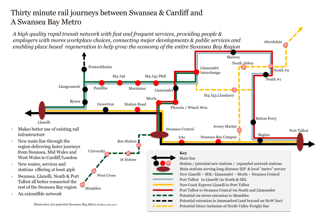 Swansea Bay Metro - illustration Sep2017no1